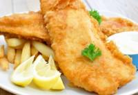"""Themamenu  """"Fish en Chips"""""""
