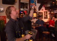 Bierproeverij in 't Hoekje