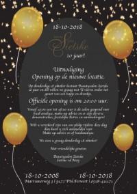 Opening Beautysalon Sietske
